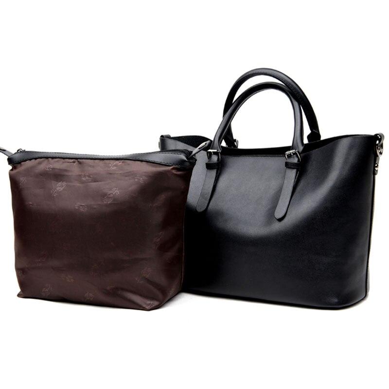 bolsas sacolas de mulheres pu Color : White Black Gray Red