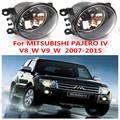 Для Mitsubishi PAJERO 4 2006-2015 Противотуманные Фары Галогенные Лампы Автомобилей Стайлинг MN182284