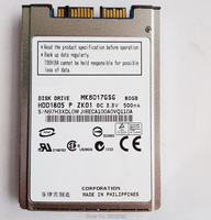 NEW 80GB HDD 1 8 MicroSATA MK8017GSG FOR HP 2740p 2730p 2530p 2540p IBM X300 X301