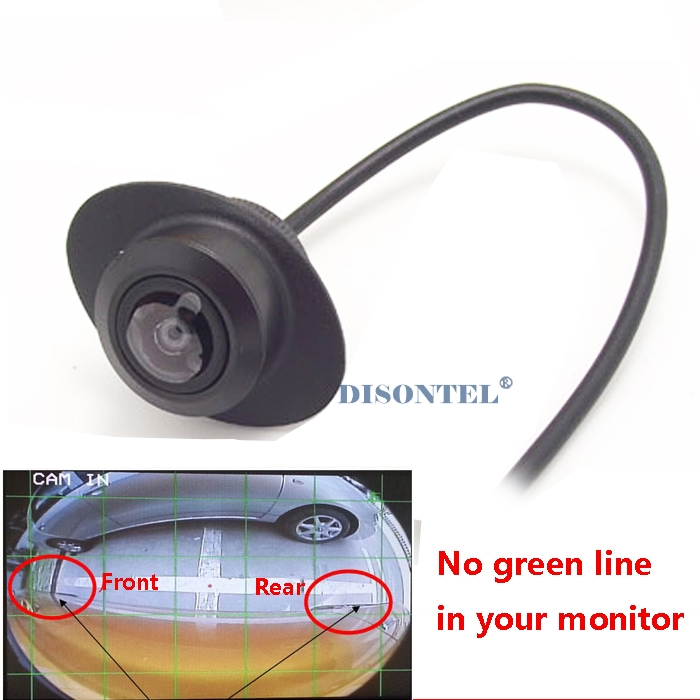 CCD 180 Degree Car Camera Reversing backup rear view camera Front Side view camera parking assist waterproor HD night vision gspscn mini ccd coms hd night vision 360 degree car front view side view rear view camera reversing backup camera