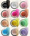 Comercio al por mayor 3D 6G 12 Color Translúcido Che Rainbow UV LED Empapa Del Clavo Del Gel Del Constructor Del Arte Creativo DIY Manicura consejos