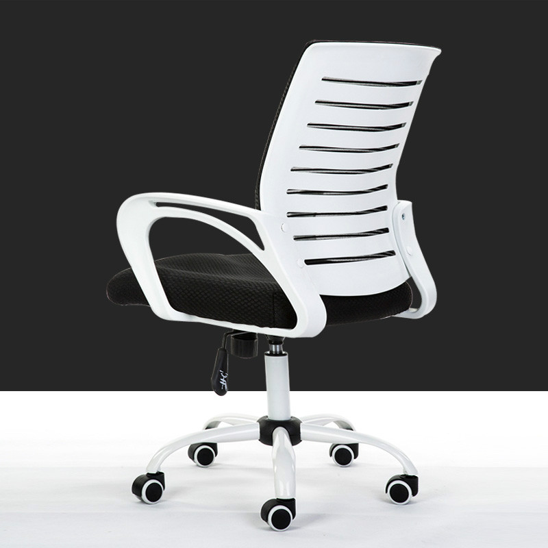 Ergonomic Executive Office Chair Lifting Mesh Swivel Computer Chair High Elastic Cushion bureaustoel ergonomisch sedie ufficio 240335 computer chair household office chair ergonomic chair quality pu wheel 3d thick cushion high breathable mesh