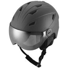 Новое поступление унисекс сноуборд шлем Специальный дизайн лыжный шлем для зимних видов спорта