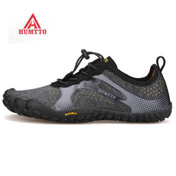 2019 HUMTTO Men\'s Outdoor Five Finger Hiking Trekking Shoes Sneakers For Men Sports Trial Climbing Mountain Shoes Sneakers Man - DISCOUNT ITEM  30% OFF Sports & Entertainment