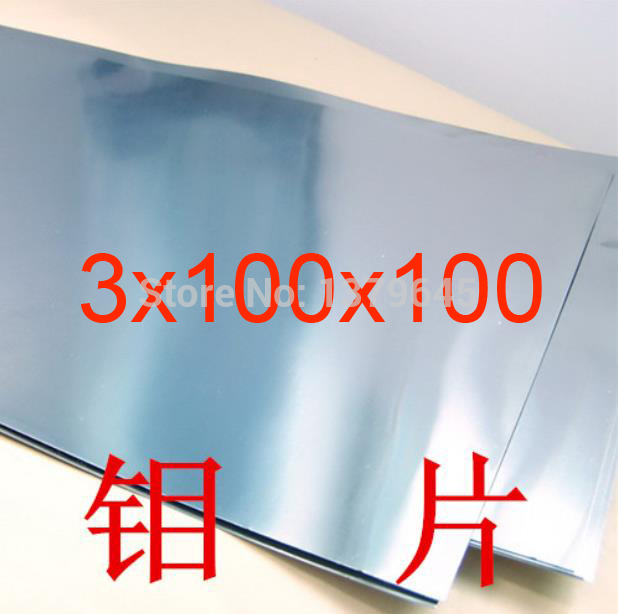 3mm thickness High purity molybdenum foil sheet plate lyzbwm MP Element Molybendium mo 99 96 for