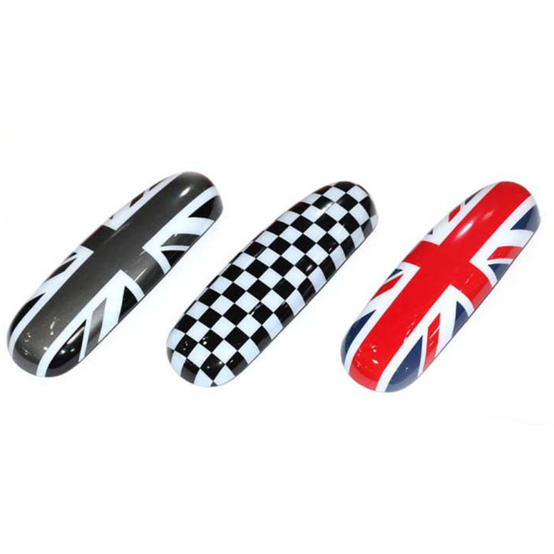 2pcs/set Brand New 165*55mm Car Door Handle Sticker And Decals For BMW MINI COOPER Countryman R60 aliauto car styling side door sticker and decals accessories for mini cooper countryman r50 r52 r53 r58 r56