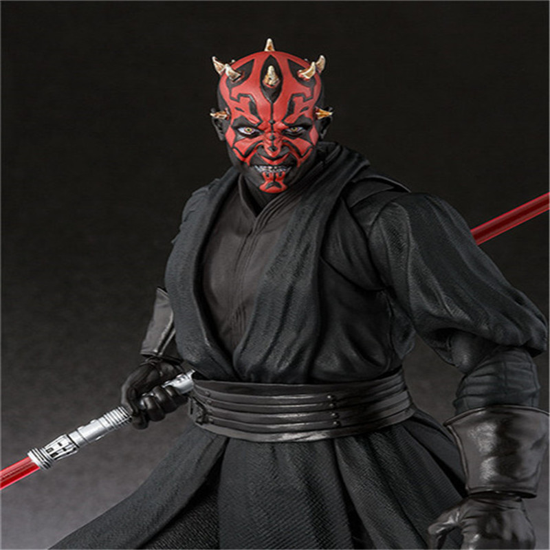 "6/"" S.H.Figuarts SHF STAR WARS Darth Maul Action Figure Toy Collection Gift"