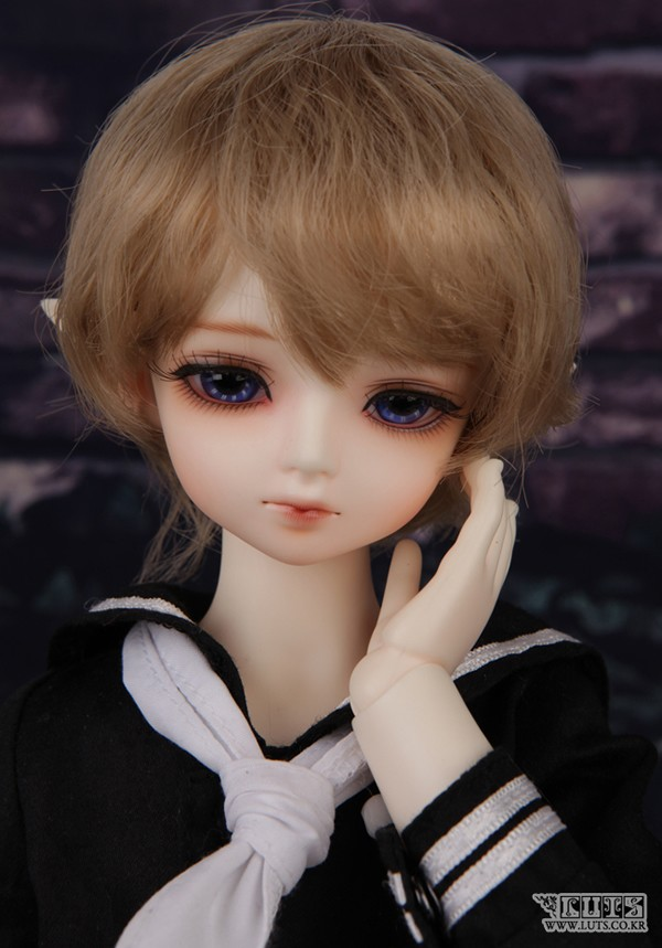 luodoll 	bjd SD doll 4 stars luts 13s pdf elf hodoo doll (free eyes + free make up)