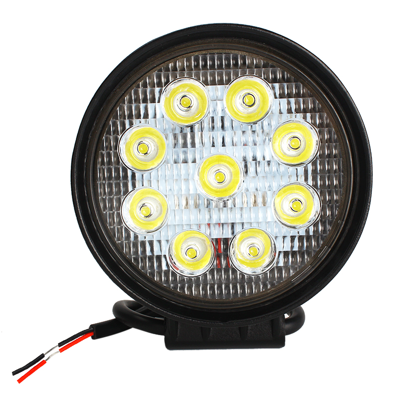 iTimo Offroad ATV SUV Car Tractor Truck Epistar LED Work Light Flood Spot Beam Super Bright 27W 6000K Motorcycle Boat Unviersal baby care super atv 551