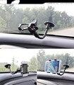 Para Borda S7 6 S Plus Tripé Flexível Suporte Do Telefone Do Carro universal 360 rotação ventosa suporte para gps do telefone móvel selfie Stand
