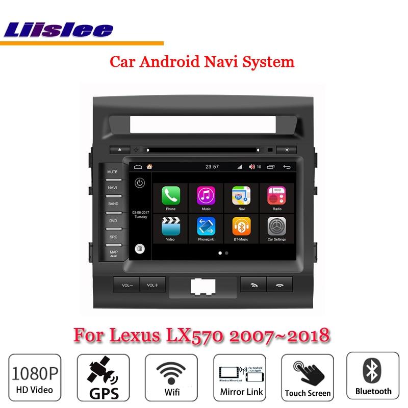 For Lexus LX570 2007~2018-2