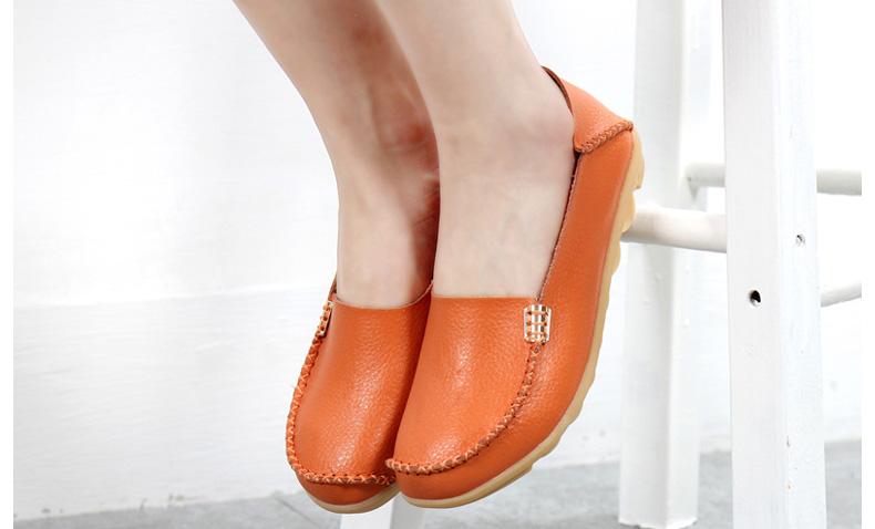 AH912 (20) women's loafers shoe