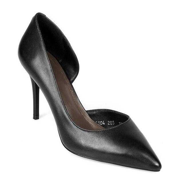 Женские модельные туфли на высоком каблуке; Astabella RC291_BG010004-01-2-1; женская обувь из натуральной кожи