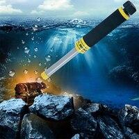 Underwater Metal Detector Pi iking 730 Targeting Pinpointer Induction Waterproof Vibrator Diving металлоискатель