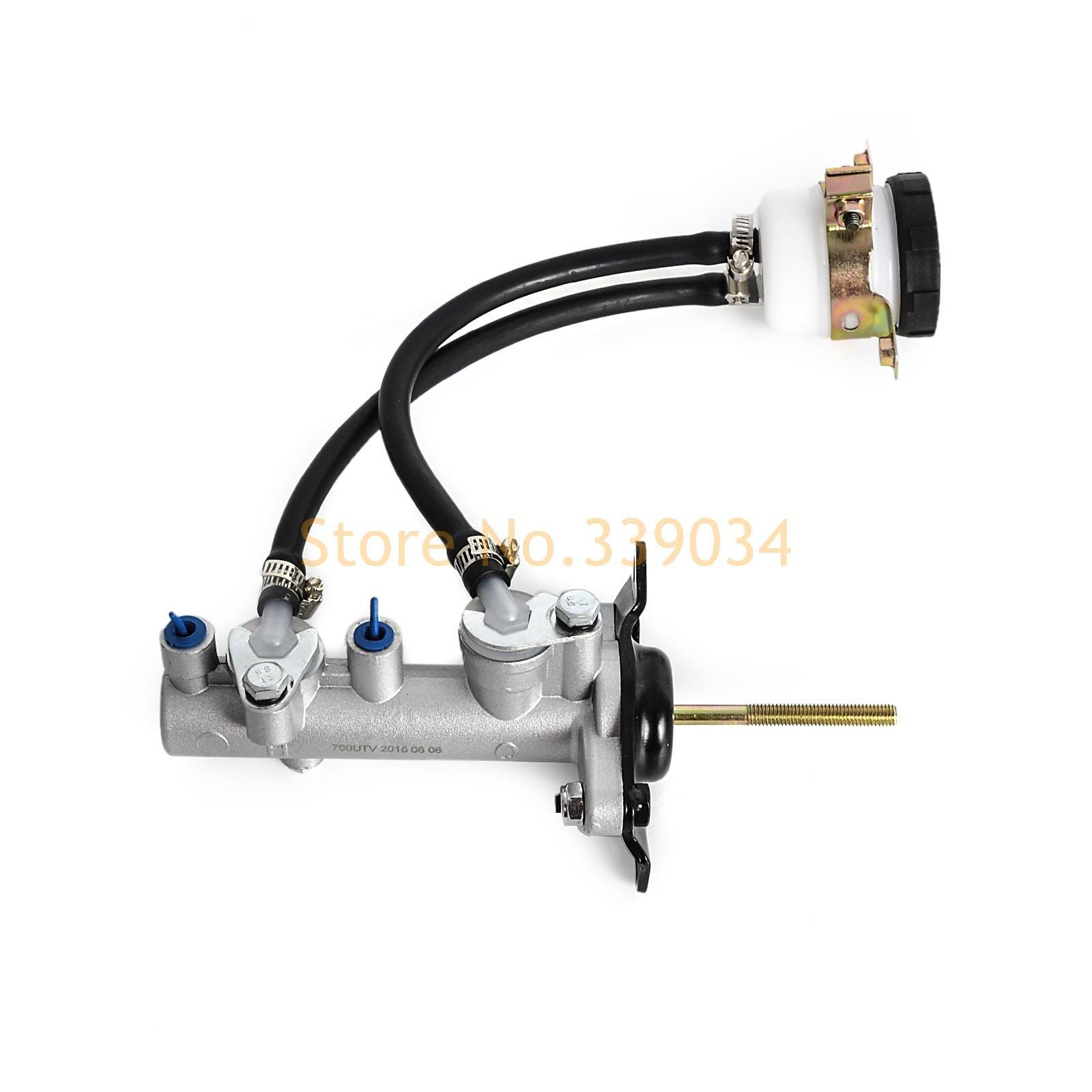 Maître-cylindre, pompe de frein pour MSU800 UTV 700 UTV500 HiSun Massimo, MSU 400, UTV 800 MASSIMO SUPERMACH Bennche gros boueux