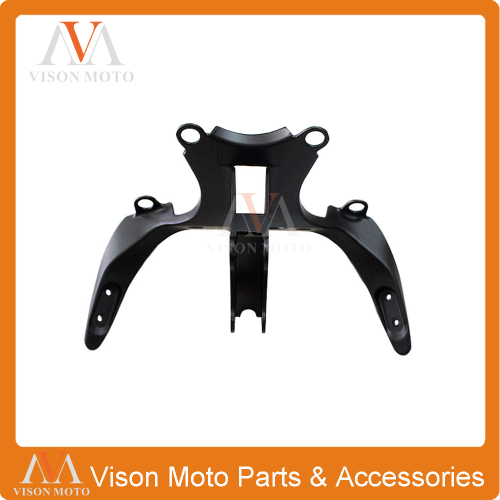 Motorcycle Front Light Headlight Upper Bracket Pairing For YAMAHA YZFR1 YZF-R1 YZF R1 1998 1999 98 99 motorcycle front light headlight upper bracket pairing for yamaha yzfr1 yzf r1 yzf r1 2004 2005 2006 04 05 06