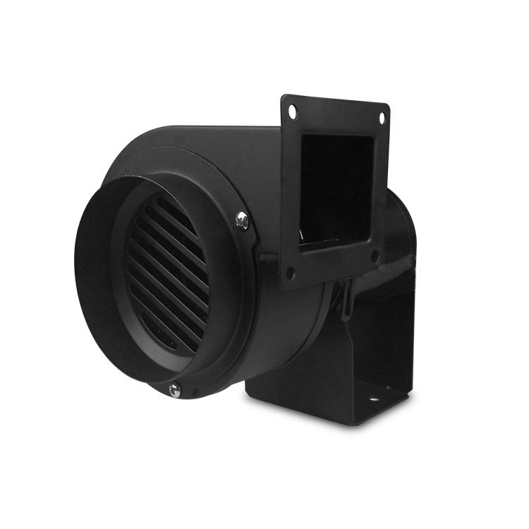 CY100H centrifugal blower fan 45W High temperature resistant boiler fan <font><b>220V</b></font> sirocco fan with copper wire <font><b>motor</b></font> image