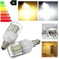 10Pcs Constant Current LED E12 4W 27SMD 5730 LED 85V 265V Corn Lamp Light Wide Voltage Bulb Home Bright