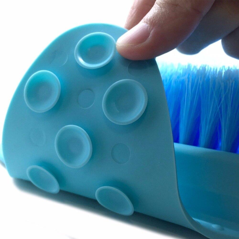 Bath Blossom Foot Scrub Brush Exfoliating Feet Scrubber Spa Shower ...