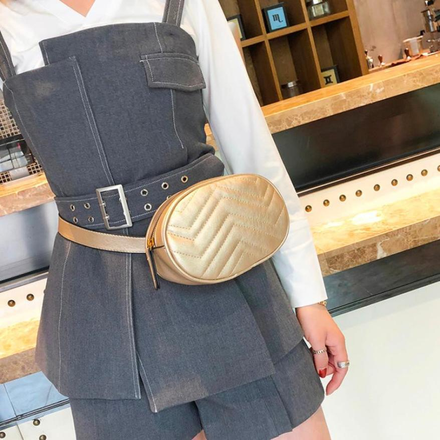 Xiniu Women Waist Bags Drop shipping small Chest Bagbags for women Leather Messenger shoulder bags woman bolsa feminina @@ss