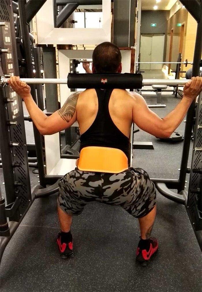 Haltérophilie Ceintures barbell powerlifting taille SUPPORTET Gym Ceinture Fitness Workout Bodybuilding Profonde Squat matériel de Formation