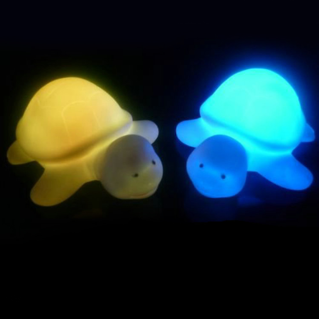 Novelty Turtle LED 7 Colours Childrens Night Light Lamp Party Christmas Decoration Colorful Flashing Lights Toys for BabyNovelty Turtle LED 7 Colours Childrens Night Light Lamp Party Christmas Decoration Colorful Flashing Lights Toys for Baby