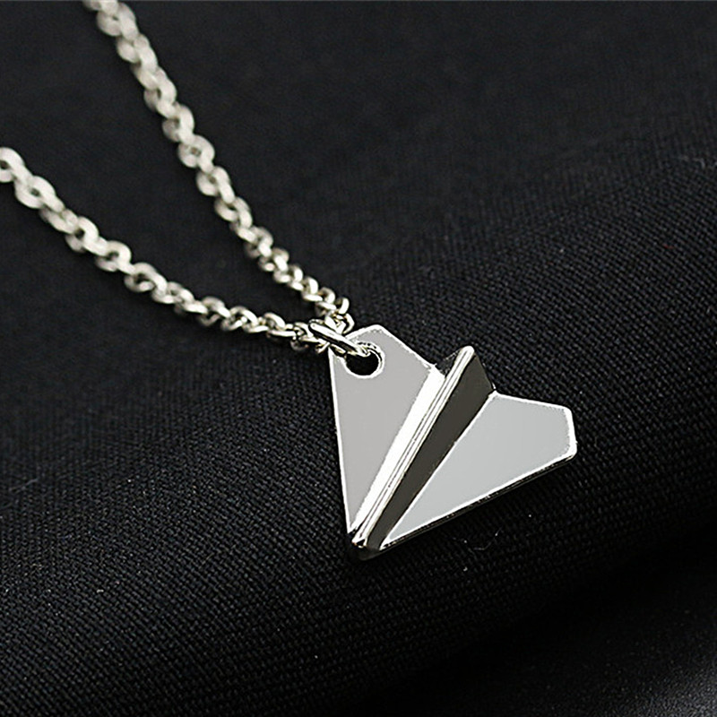 N2085 minimalist clavicle necklaces women bijoux paper for Women s minimalist jewelry