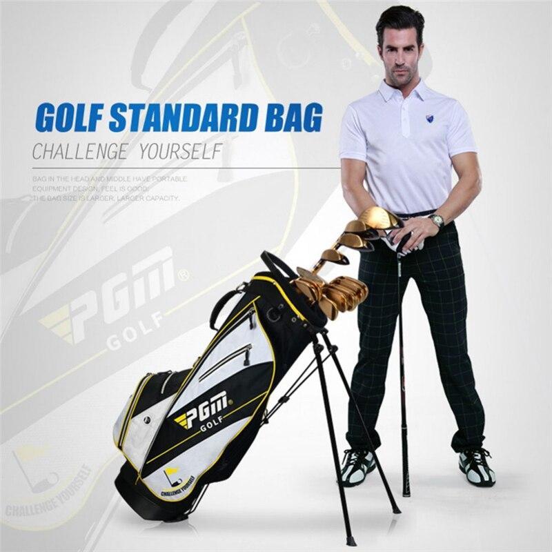 Sac de pistolet de Golf Pgm avec support sac de Rack de Golf sac de Clubs de Golf avec bandoulière sacs de support de trépied paquets D0068