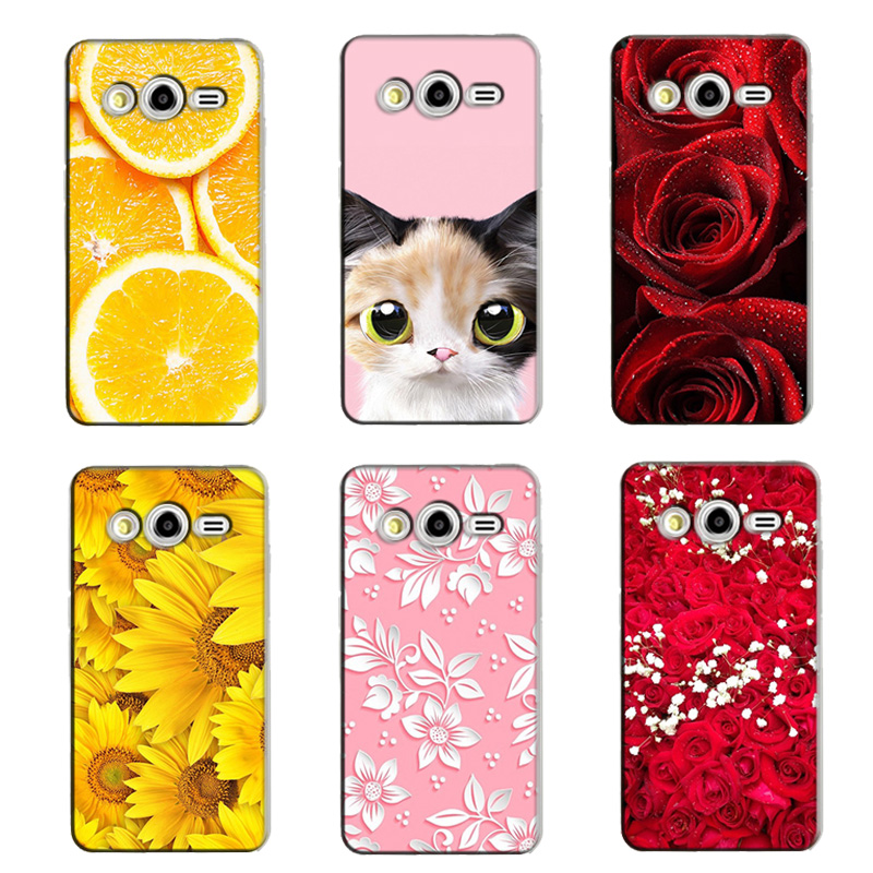 En commun Fashion printing cover case for Samsung Galaxy Core Prime G360 sm @CN_24