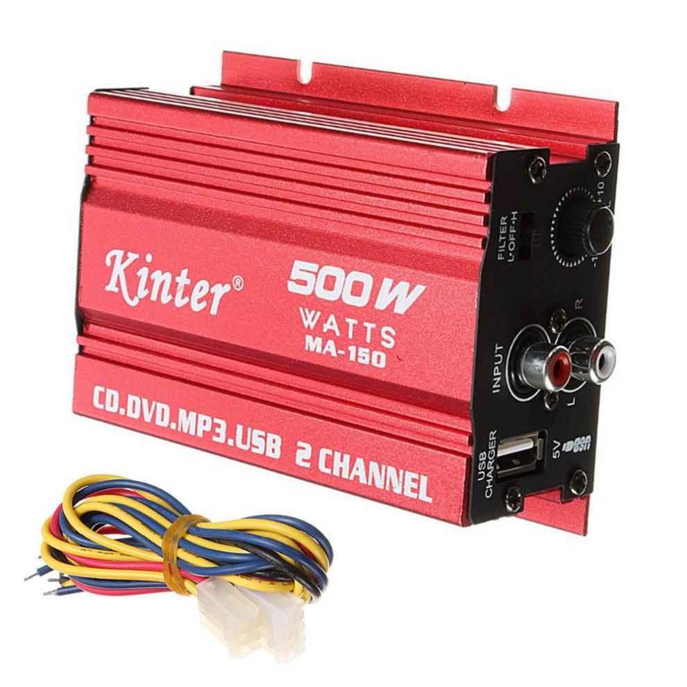 I Key Buy Dc 12v Bass Subwoofer High Power 800w Car Amplifier For Stereo Kit Sub 500w 2 Channel Capacitor Wiring Ma 150 Ch Mini Hifi Hi Fi Audio