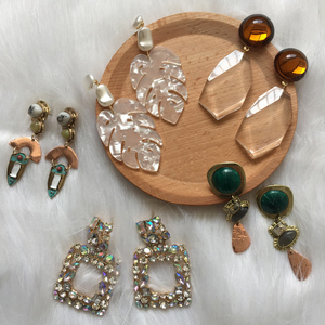 Ztech Za 25 Style Vintage Dangle Earrings For Women Fashion Crystal Bohemian Statement Metal Fringed Drop Earring Jewelry