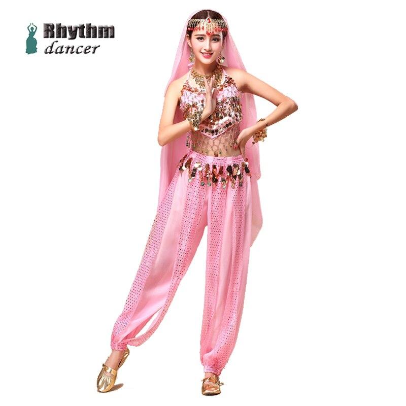 Φ_ΦVestido de la danza del vientre conjunto traje de la danza del ...