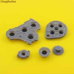 Image 3 - 30 100 zestawy dla NGC GC silikonowy guzik wymiana części gumowe dla kontrolera Nintendo GameCube gry B X Y gumowe