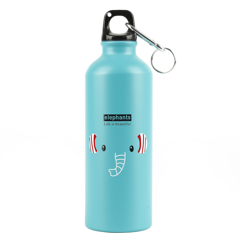 HTB1PB.lXHH1gK0jSZFwq6A7aXXaa 500ml Kids Water Bottle Water Bottle Modern Design Lovely Animals Portable Sports Cycling Camping Bicycle School Hiking Outdoor