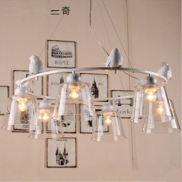 Europese Art led kroonluchter woonkamer led lampen eetkamer ...
