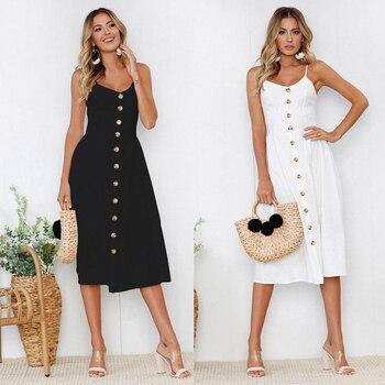 c1f2e0fb36d Product Offer. Новое летнее модное повседневное женское платье ...