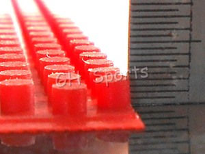 Image 5 - Globe MO WANG III  OX Super Big Pips  No ITTF Long Pips Out Table Tennis Rubber Without Sponge Topsheet