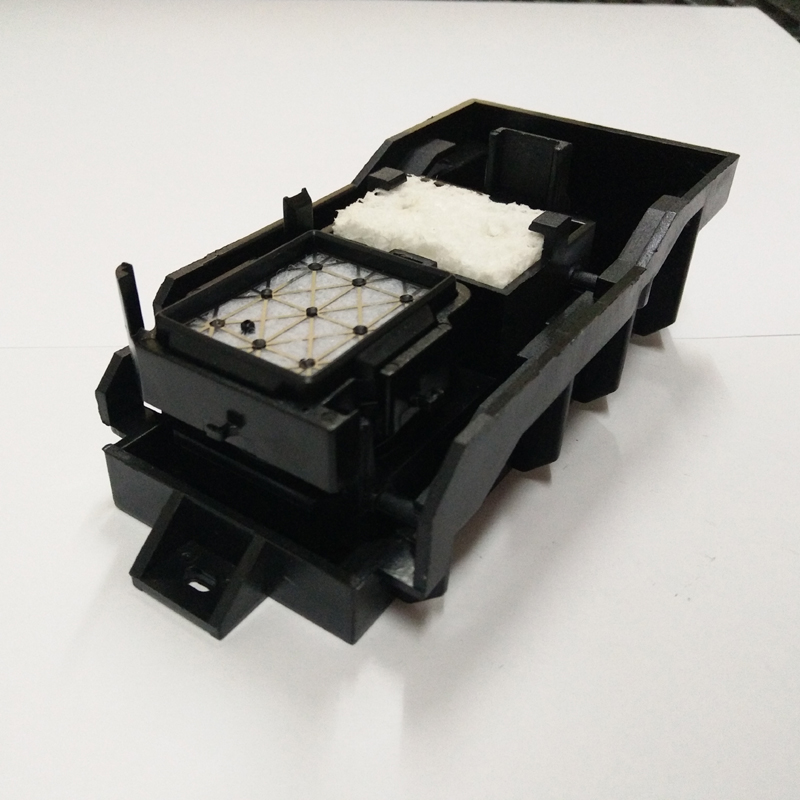 1pcs Ink Cap Station Assembly For Mimaki JV5 JV33 TS3 CJV30 Printhead Cleaning Capping Station new original capping station ink pad unit for printer pro 4400 4450 4800 4880c 4880 capping top cap assy