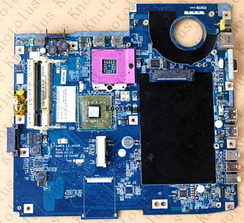 MBN4002001 for Acer eMachines E520 E720 laptop motherboard MB.N4002.001 KAWE0 L04 LA-4431P ddr2 Free Shipping 100% test ok