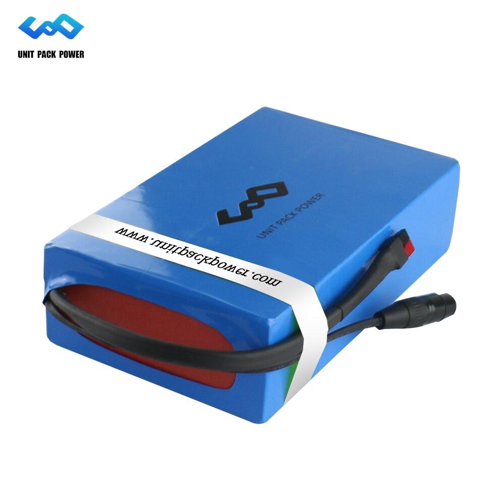 Livraison gratuite DIY Ebike lithium 18650 batterie pack 48 V 15AH 20AH Électrique Vélo batterie pour 750 W 1000 W électrique Scooter