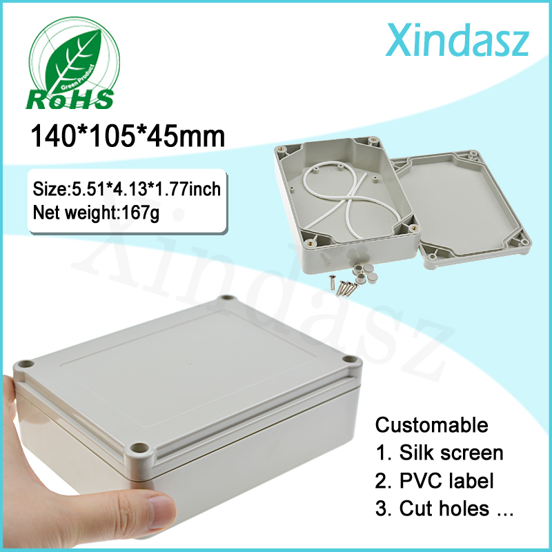 140*105*45mm Electrical sealed boxes Waterproof control box (IP66 ...