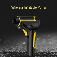 Digital LED Smart Air Compressor Pump Portable Handheld Wireless Rechargeable Car Tire Inflator Electric Air Pump 150 PSI