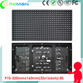 Low price SMD3528 RGB led screen module p10mm /  led display screen module p10 / full color led module p10