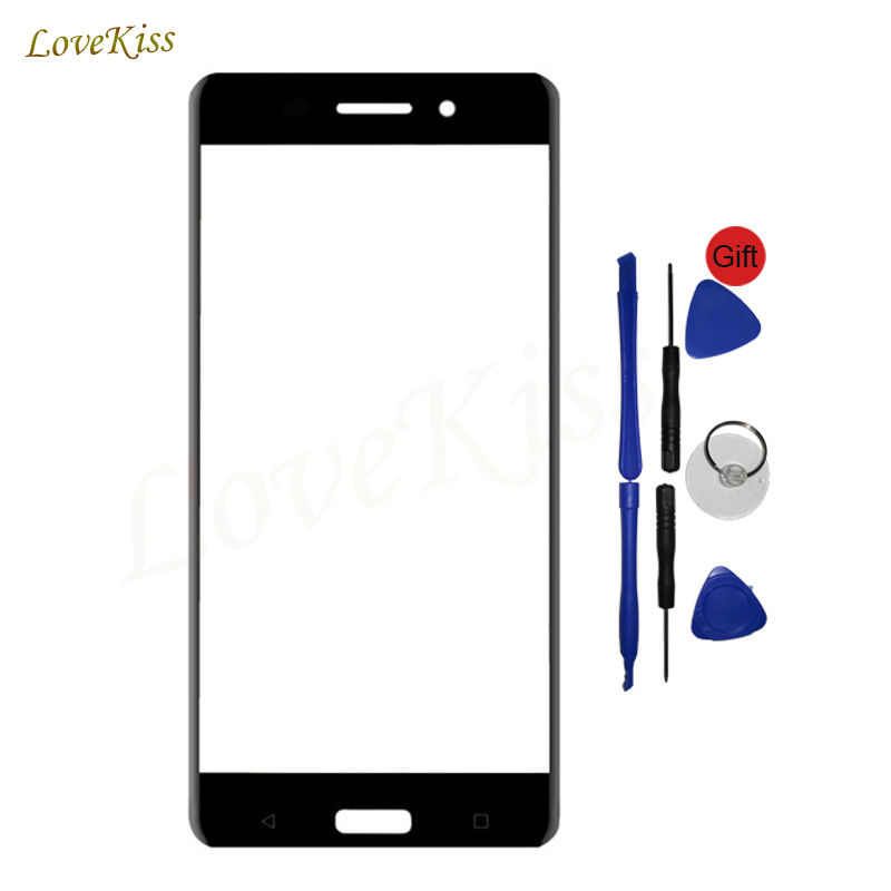 Lovekiss Touch Screen For <font><b>Nokia</b></font> 6 Lumia 730 640 950 1020 930 830 540 <font><b>1320</b></font> 1520 550 735 Touchscreen Front Glass Replacement image
