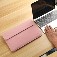 New Matte Laptop Sleeve For Macbook Air Pro 13 Case Laptop Bag 15 6 Solid For