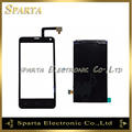 New Touch LCD For FLY IQ4416 Screen LCD Display Screen Replacement Display Free Shipping