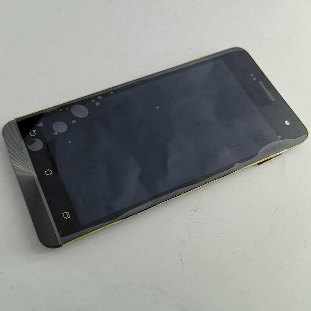 Lcd ekran Paneli Ekran Monitör dokunmatik ekran digitizer Cam Meclisi ASUS Zenfone 5 Ekran T00J A500KL A500CG A501CG