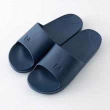 Новинка года; мужские и женские домашние тапочки из ПВХ; однотонная домашняя обувь; пляжные сандалии; mannen; тапочки для дома;# XB20