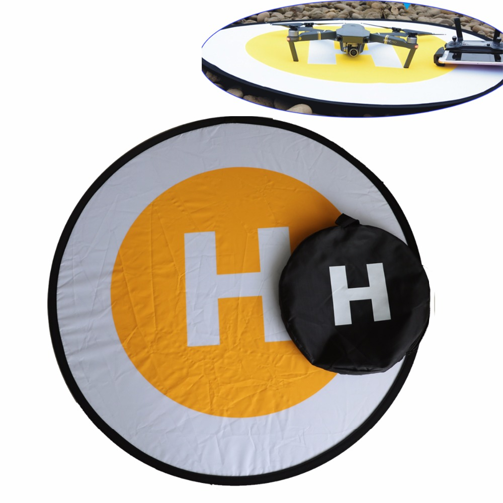 1pcs RC Drone Quadcopter Helicopter Fast-fold landing pad helipad Dronepad Phantom 4 3 2 inspire 1 Mavic Pro Accessories drone helipad