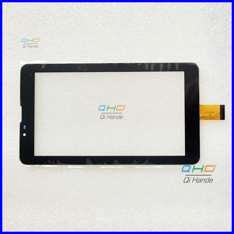 Black New For 7 inch BQ-7062G ZYD070-78-1 V1.0 Tablet Parts touch screen panel Digitizer Sensor replacement Free Shipping witblue new 7 inch tablet capacitive touch screen replacement for zyd070 237 v1 digitizer external screen sensor free shipping